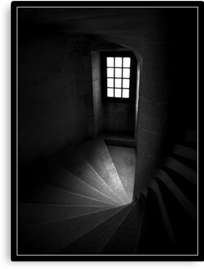 Chateau Steps by Jack Jansen