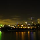 Woolloomooloo @ night 01 by hemesphere
