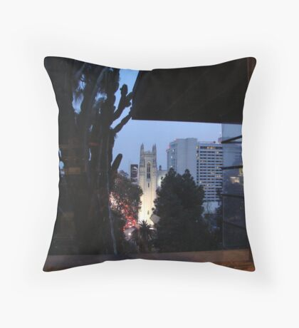 freeman hollywood Throw Pillow