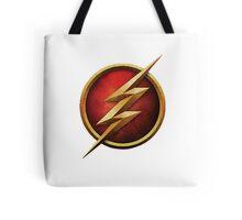 The Flash CW Symbol Shirt Tote Bag