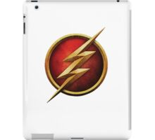 The Flash CW Symbol Shirt iPad Case/Skin
