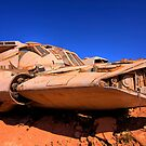 The Spaceship Coober Pedy by Hans Kawitzki
