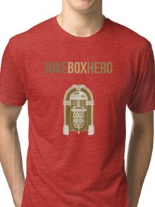 Juke Box Hero Tri-blend T-Shirt