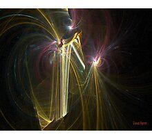 Sparklers Photographic Print
