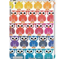 Power Owl iPad Case/Skin
