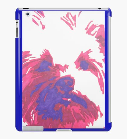Katie The Wonder Dog iPad Case/Skin