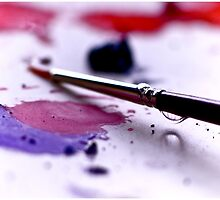 Paintbrush by Carolyn Carter