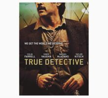 True Detective 2 poster  by guidorny