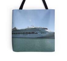 Sun Princess, Cruise Ship Tote Bag