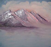 Alaska's Mountain by Noel78