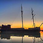 Pirate ship 3 by Rex  Montalban