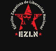 EZLN Zapatistas Red Star & Slogan T-Shirt