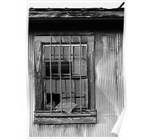 Protected by Bars Poster