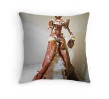 Doll in my House 002 Throw Pillow