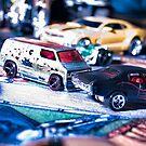 Boys Toys Series 1 - Cars by Aaron Holloway