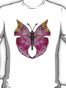 Butterfly 4-Rose T-Shirt