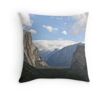 """Valley View"" Throw Pillow"