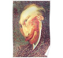 Twisted Vincent - A View of Vincent van Gogh Poster