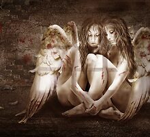 Angels by Alena Lazareva
