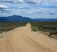 Across the Taos High Plains by TWindDancer