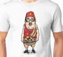 El Gordo and the Secret Order of the Tacos Unisex T-Shirt
