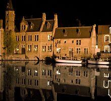 Brugge standart (Belgium) by Antanas