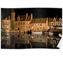 Brugge standart (Belgium) Poster