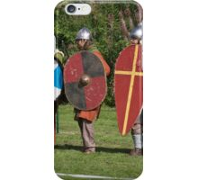 Medieval Fighters iPhone Case/Skin