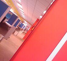 Corner of my Workplace by Neeraj Nema