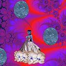 fractal princesse by eraline
