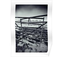 Rainy days go by - Homer, nr Much Wenlock Poster