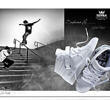 Supra Advertisment by Nico Saroki