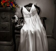 The Wedding Dress by Aurelio Torres