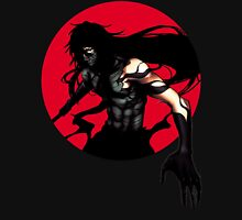 Mugetsu moon red Unisex T-Shirt