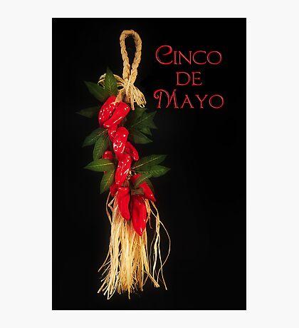 Cinco de Mayo Photographic Print