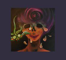 Lachrymology VI:  The Purple Eye (Realization of Self) Womens Fitted T-Shirt
