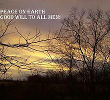 Peace 0N Earth by debbiedoda