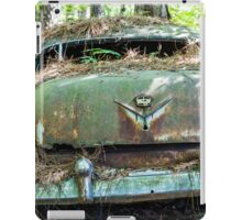 Old Caddy from Rear iPad Case/Skin