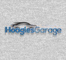 Hoagies Garage Logo Kids Tee