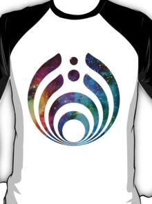 Bassnectar nebula galaxy logo art T-Shirt