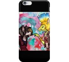 Lover's Quarrel iPhone Case/Skin