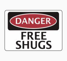 FREE SHUGS Kids Tee