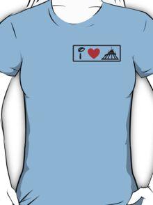 I Heart Space Mountain (Classic Logo) T-Shirt