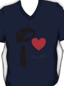 I Heart Star Command T-Shirt
