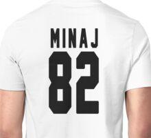 Nicki Minaj Jersey Backnumber Unisex T-Shirt