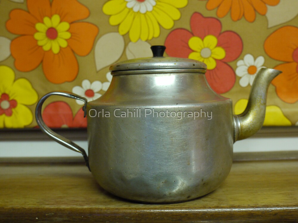 Teapot by Orla Cahill Photography
