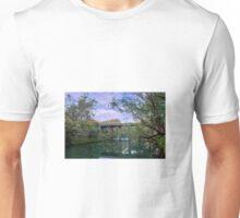 Traffic Bridge at Dawn Unisex T-Shirt