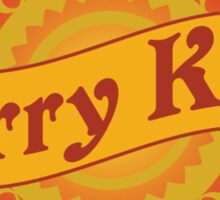 Curry King Indian Chef Eastern Asian Cuisine Lover Sticker