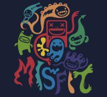 Misfits  Kids Tee