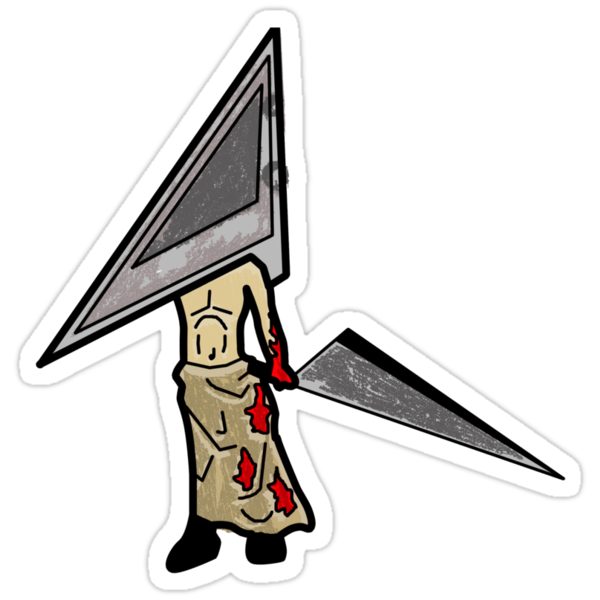 Pyramid Head  by Kimberly Temple